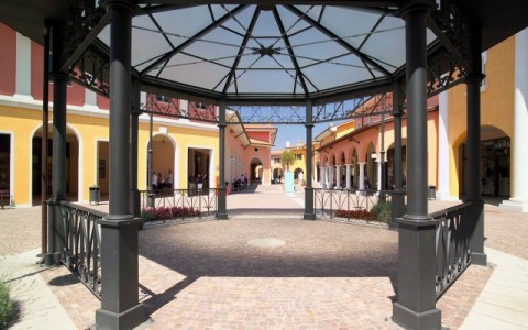 Mantova Outlet Village | die Outlet Center .de