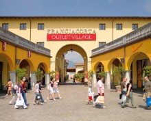 Franciacorta outlet center