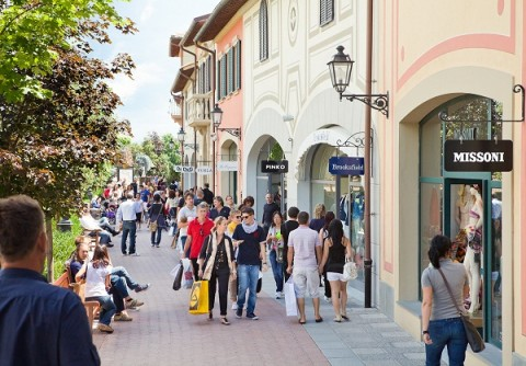 Barberino designer outlet die outlet center de for Outlet del design